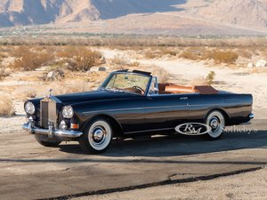 Picture of 1965 Rolls-Royce Silver Cloud III Drophead Coupe by Mulliner For Sale by Auction