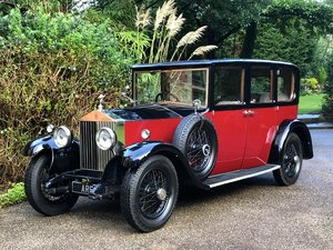 Picture of 1929 ROLLS ROYCE 20HP Maddox limousine For Sale