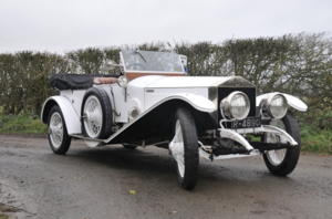 Picture of 1920 Rolls-Royce Silver Ghost 40/50hp Robinson Continental Tourer For Sale