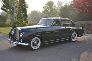 (940)  Rolls-Royce Silver Cloud I Sports Saloon