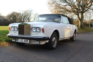 Picture of Rolls Royce Corniche 1981 - To be auctioned 26-03-21 For Sale by Auction