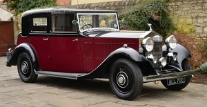 Picture of 1933 Rolls Royce 20/25 Thrupp & Maberly Sedanca. For Sale