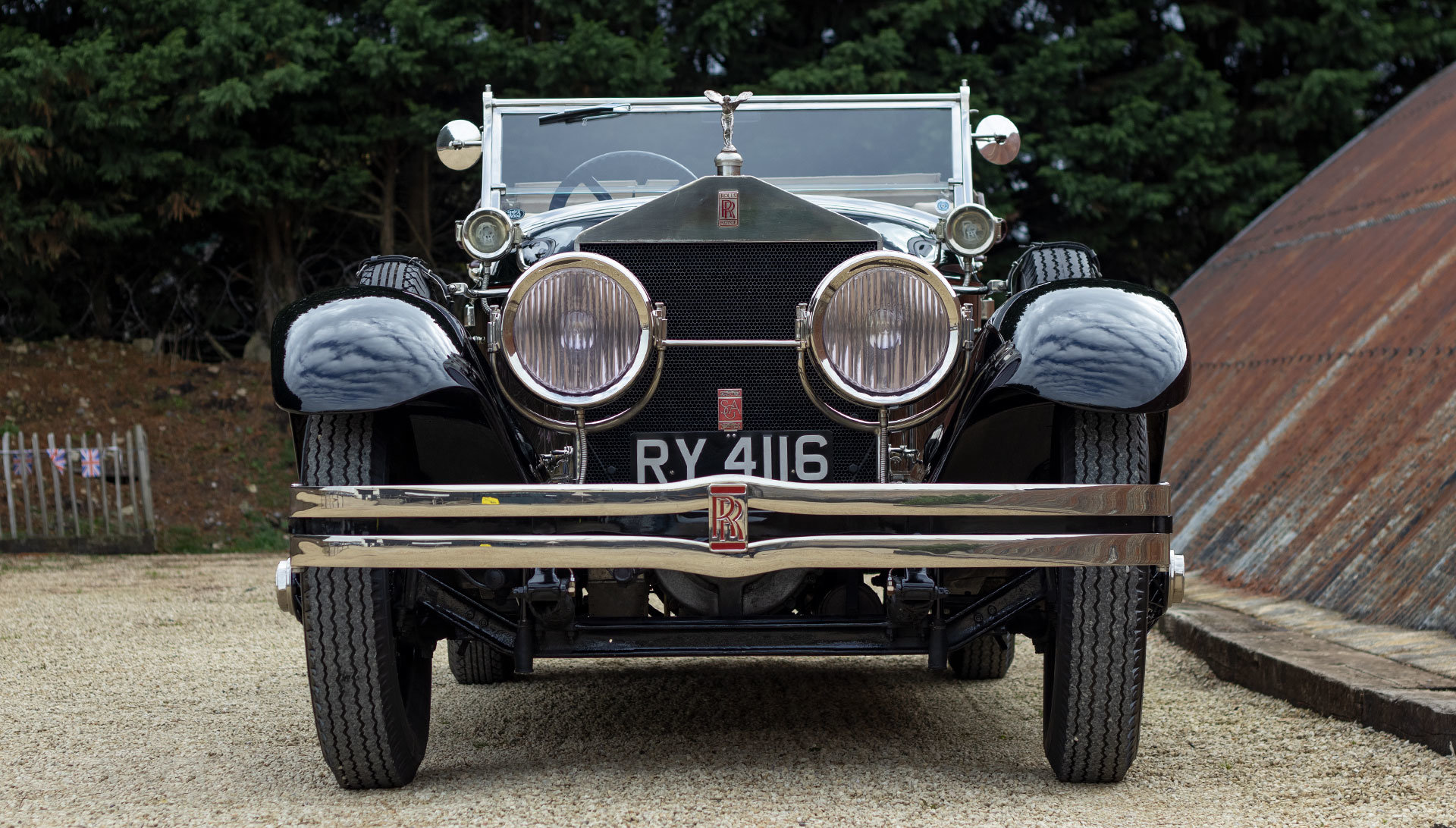 1924 Rolls-Royce Silver Ghost Piccadilly Roadster by Merrimac For Sale (picture 8 of 20)