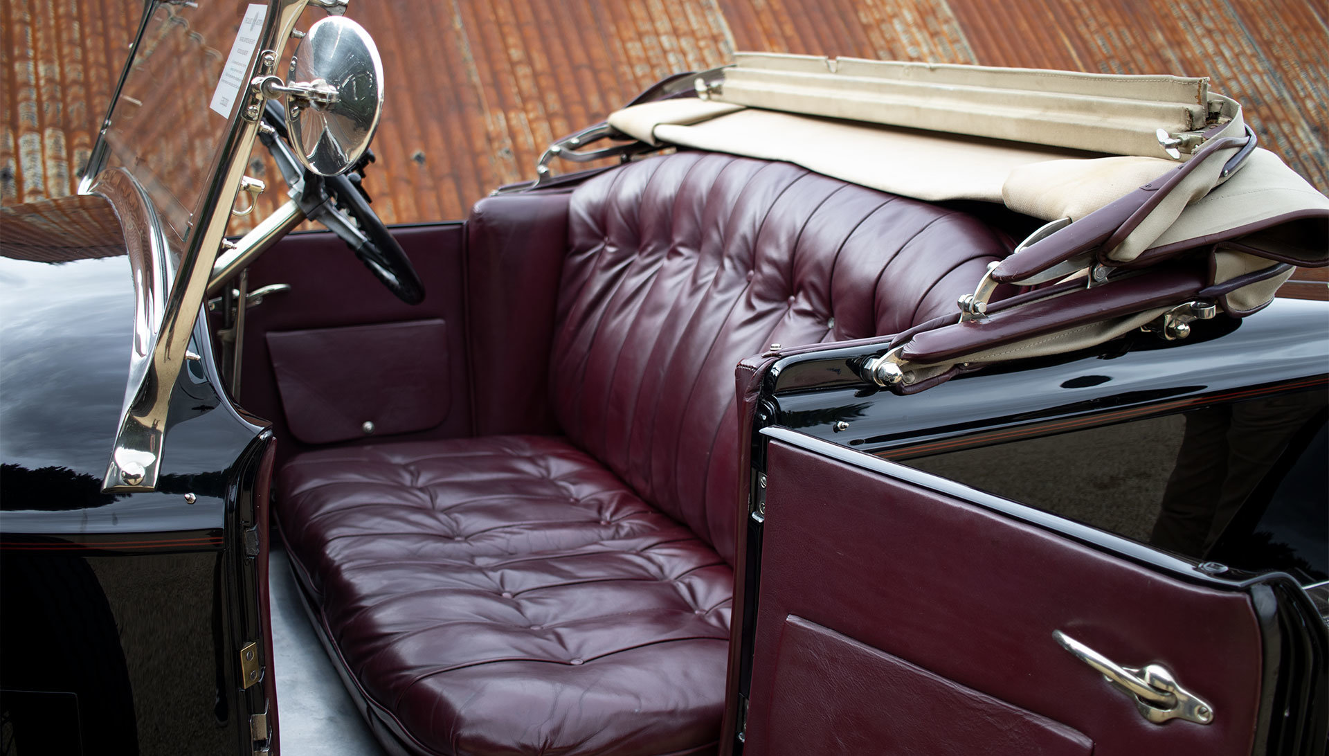 1924 Rolls-Royce Silver Ghost Piccadilly Roadster by Merrimac For Sale (picture 16 of 20)