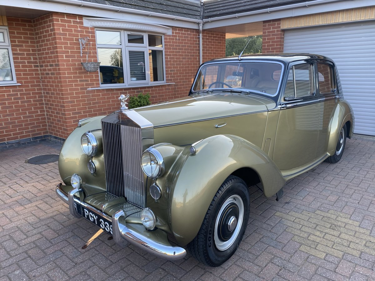 Picture of 1954 Rolls Royce silver dawn For Sale