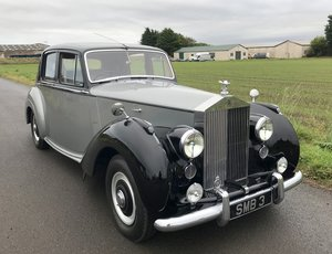 Picture of 1954 RR Silver Dawn. Show Condition. For Sale