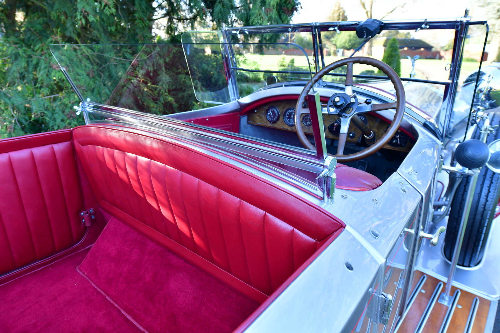 1927 Rolls Royce Phantom 1 Dual Cowl Tourer SOLD (picture 4 of 10)