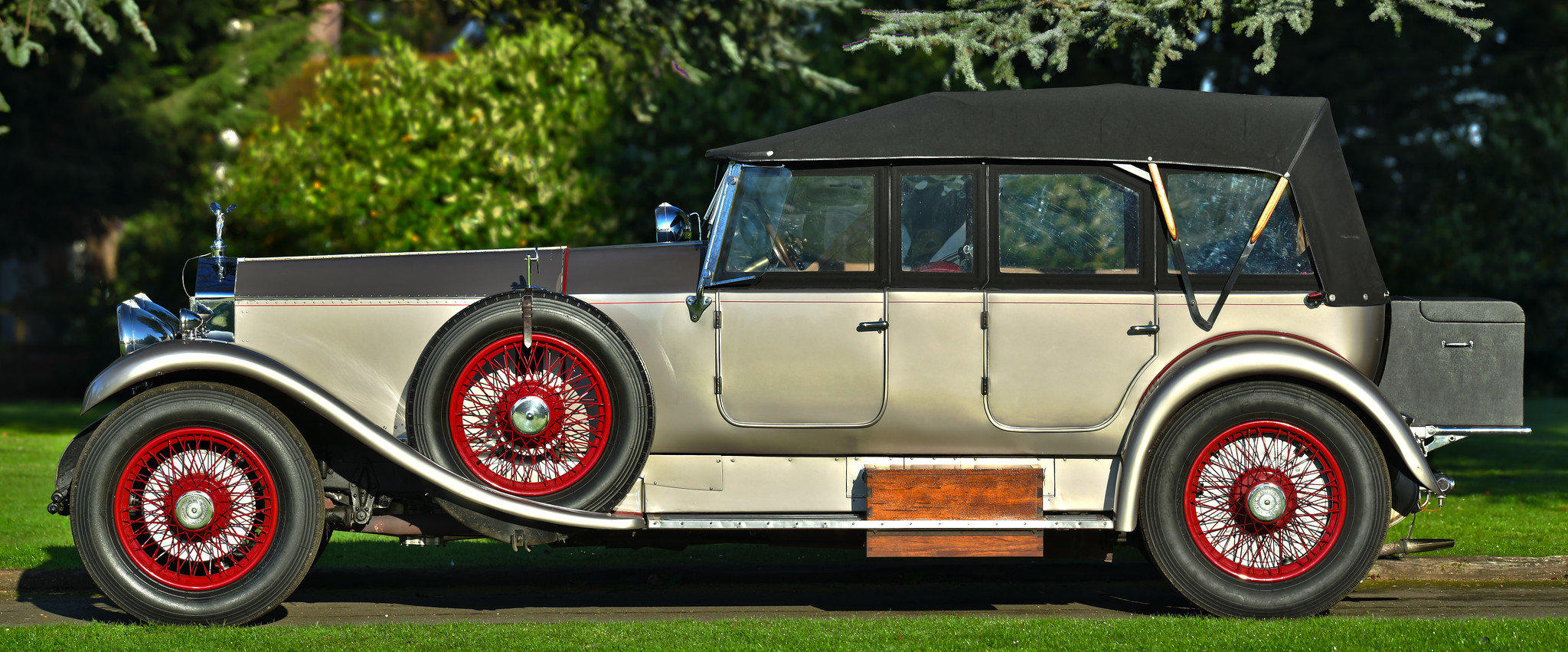 1927 Rolls Royce Phantom 1 Dual Cowl Tourer SOLD (picture 10 of 10)