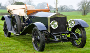 Picture of 1922 ROLLS ROYCE 40/50 HP SILVER GHOST LONDON TO EDINBURGH S For Sale