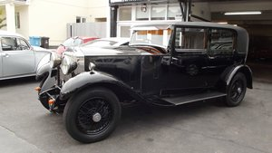 Picture of 1932 ROLLS ROYCE 20/25 FOUR DOOR SALOON by PARK WARD For Sale