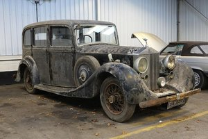 Picture of 1938 Rolls-Royce 25/30 Windovers Limousine For Sale by Auction