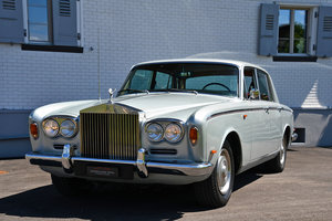 Picture of Swiss delivered 1969 Rolls-Royce Silver Shadow I For Sale
