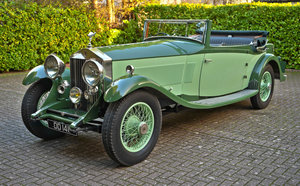 Picture of 1930 ROLLS ROYCE PHANTOM 2 THREE POSITION DROPHEAD For Sale