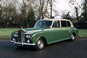 Picture of 1969 Rolls-Royce Phantom VI Limousine For Sale For Sale