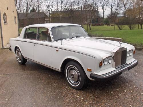 1979 Rolls-Royce Silver Wraith II (  L.H.D. ) For Sale (picture 1 of 6)