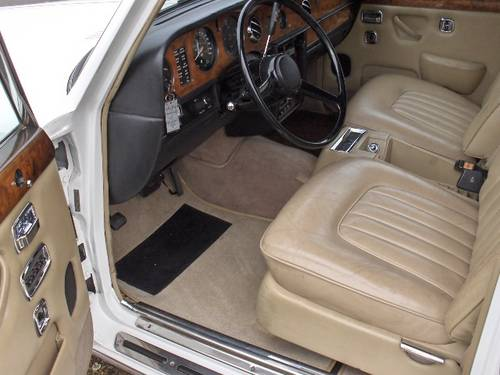 1979 Rolls-Royce Silver Wraith II (  L.H.D. ) For Sale (picture 4 of 6)