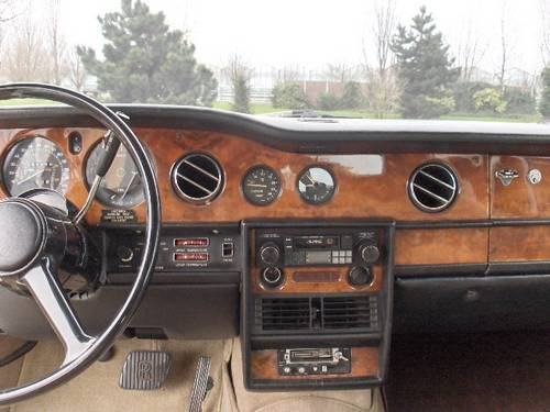 1979 Rolls-Royce Silver Wraith II (  L.H.D. ) For Sale (picture 5 of 6)