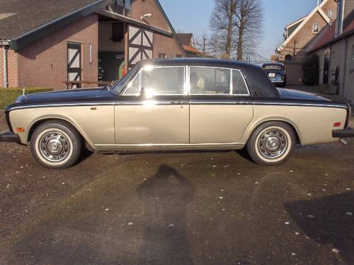 1976 Rolls-Royce Silver Shadow ( L.H.D. ) For Sale (picture 2 of 6)