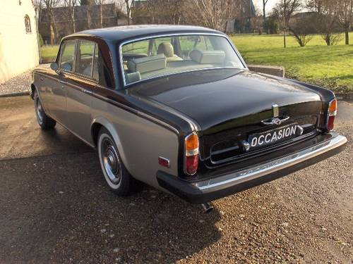 1976 Rolls-Royce Silver Shadow ( L.H.D. ) For Sale (picture 3 of 6)