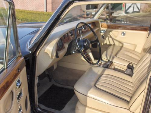 1976 Rolls-Royce Silver Shadow ( L.H.D. ) For Sale (picture 4 of 6)