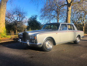 Picture of 1969 ROLLS-ROYCE SILVER SHADOW For Sale