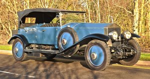Picture of 1925 ROLLS ROYCE SILVER GHOST TOURER. For Sale