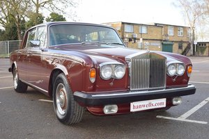 Picture of 1980 W Silver Shadow Series II in Chestnut For Sale