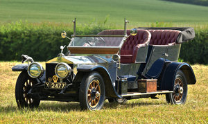 Picture of 1911 Rolls Royce Silver Ghost Rois des Belges Tourer. For Sale