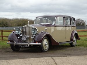 Picture of 1939 Rolls-Royce Wraith Limousine For Sale by Auction