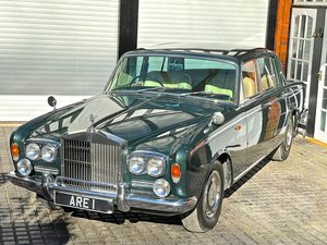 ROLLS ROYCE SILVER SHADOW 2 OWNERS AND HISTORY FROM NEW