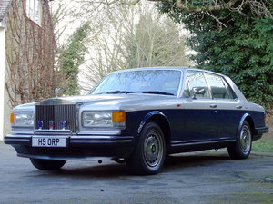 Picture of 1990 Rolls-Royce Silver Spirit II For Sale by Auction
