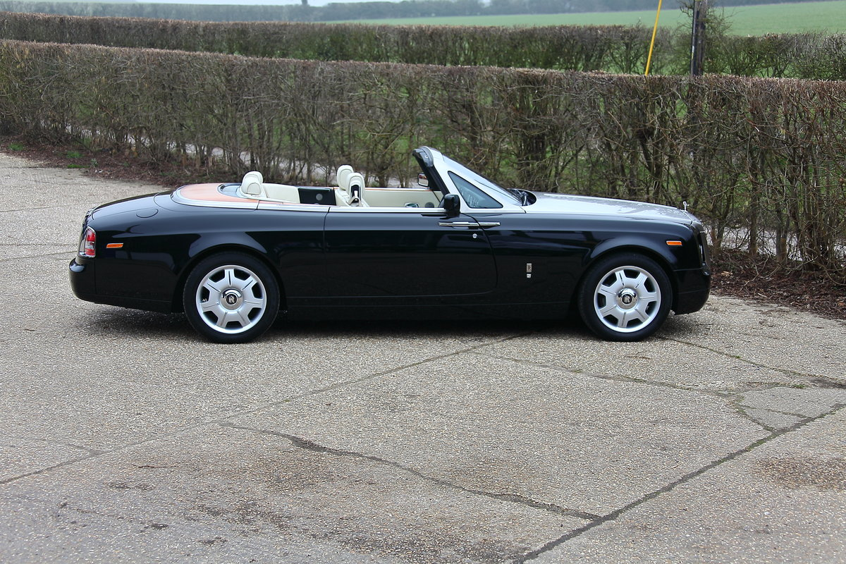 2008 Rolls Royce Phantom Drophead Coupe For Sale (picture 2 of 3)