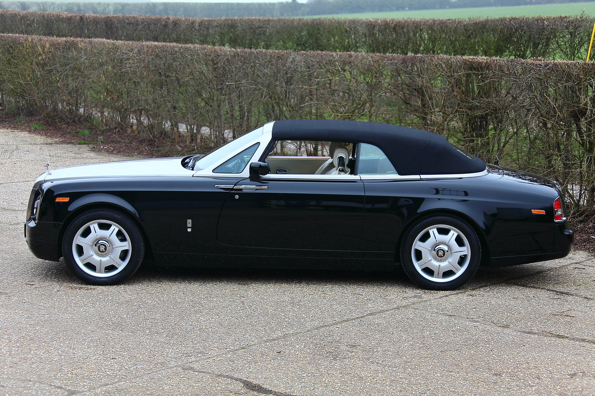 2008 Rolls Royce Phantom Drophead Coupe For Sale (picture 3 of 3)