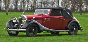 Picture of 1927 Rolls Royce 20hp 3 position drophead by Southern For Sale