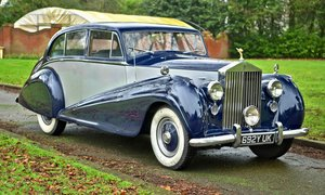 Picture of 1952 Rolls Royce Silver Wraith Park Ward Saloon For Sale