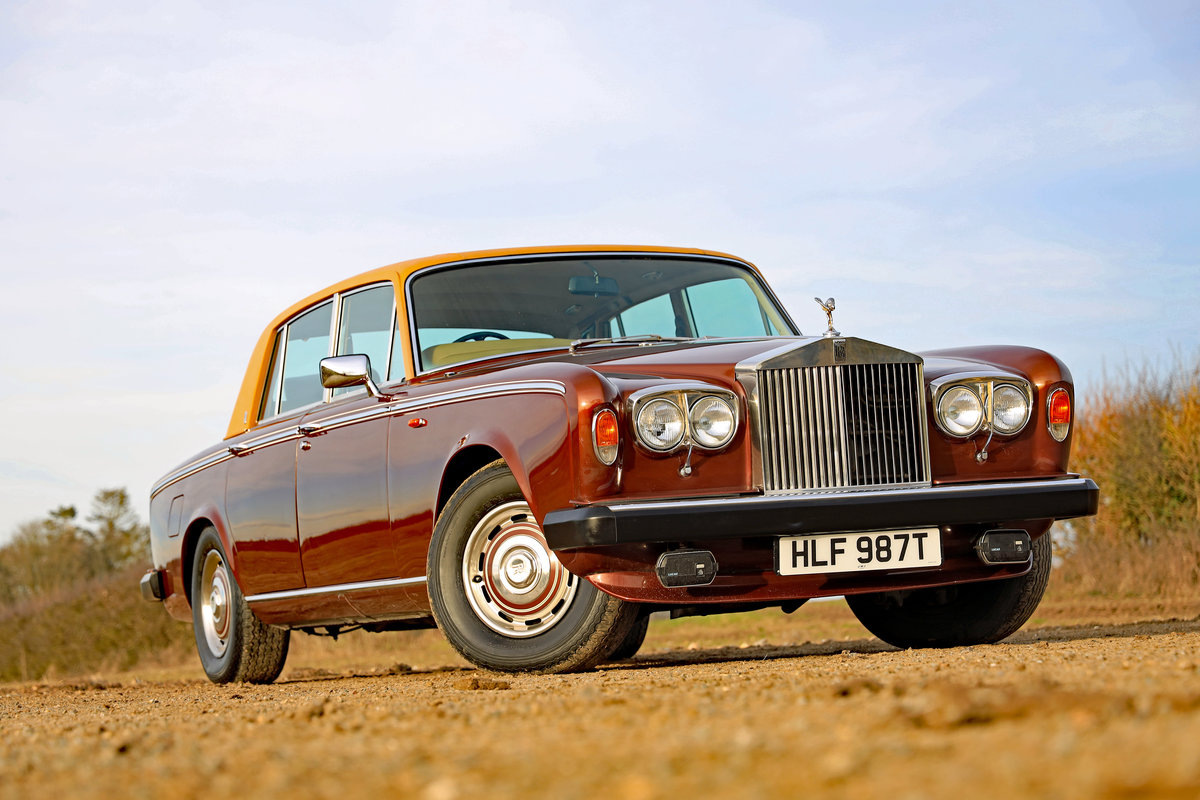 1979 Rolls-Royce Silver Shadow II For Sale (picture 1 of 25)