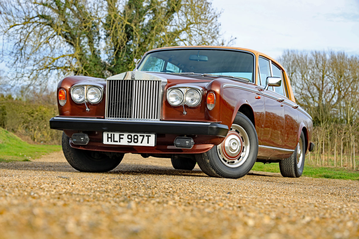 1979 Rolls-Royce Silver Shadow II For Sale (picture 2 of 25)