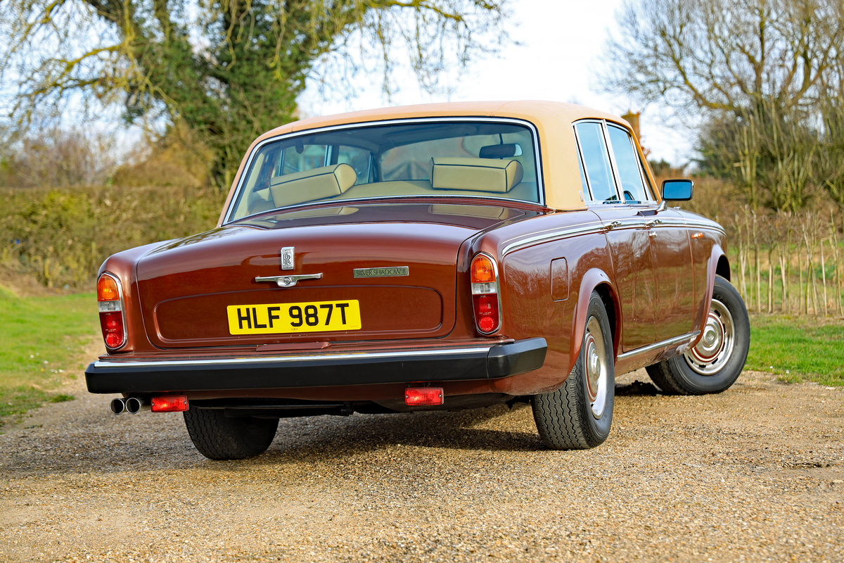 1979 Rolls-Royce Silver Shadow II For Sale (picture 3 of 25)