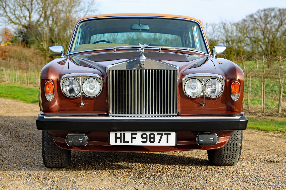 1979 Rolls-Royce Silver Shadow II For Sale (picture 4 of 25)