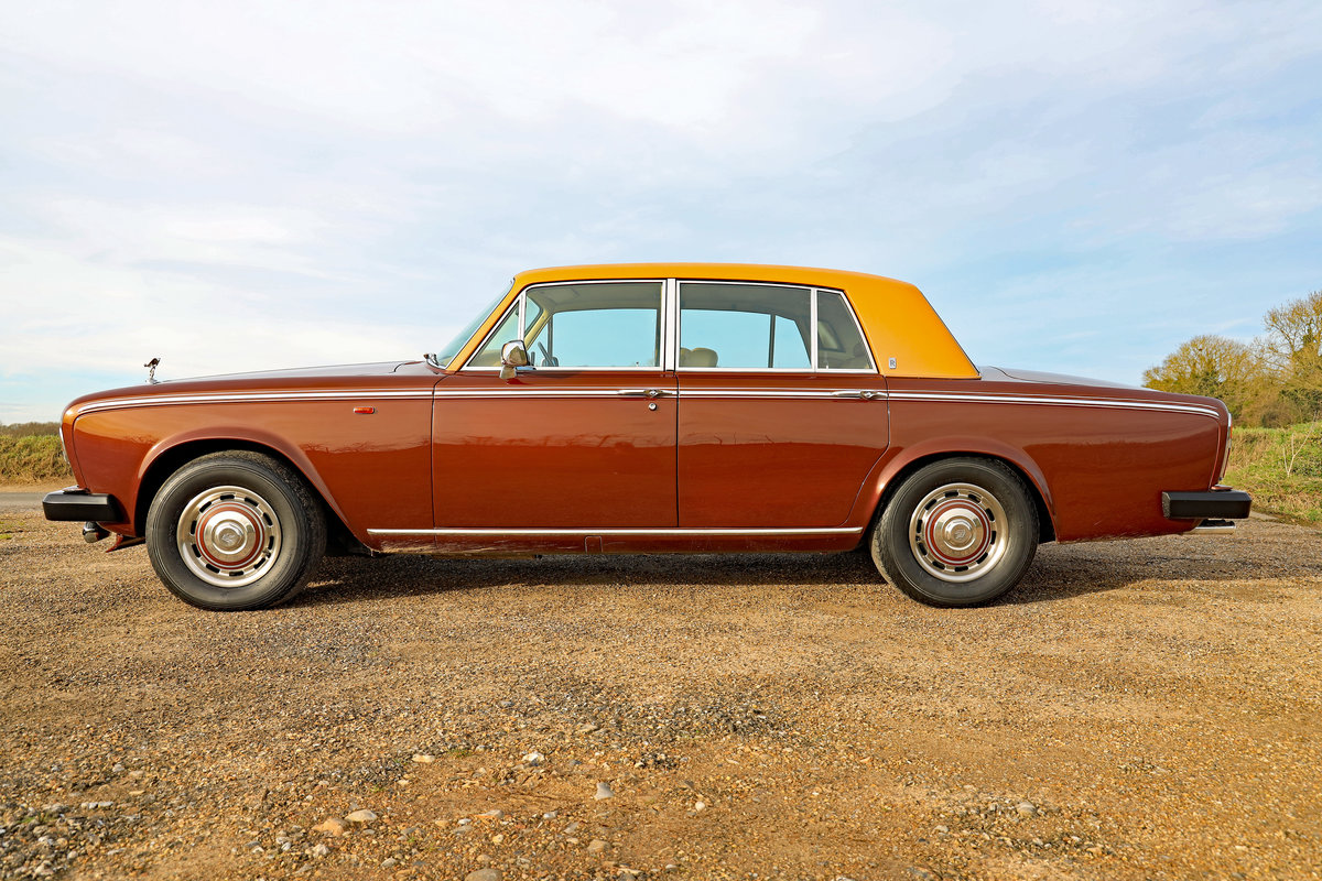 1979 Rolls-Royce Silver Shadow II For Sale (picture 6 of 25)