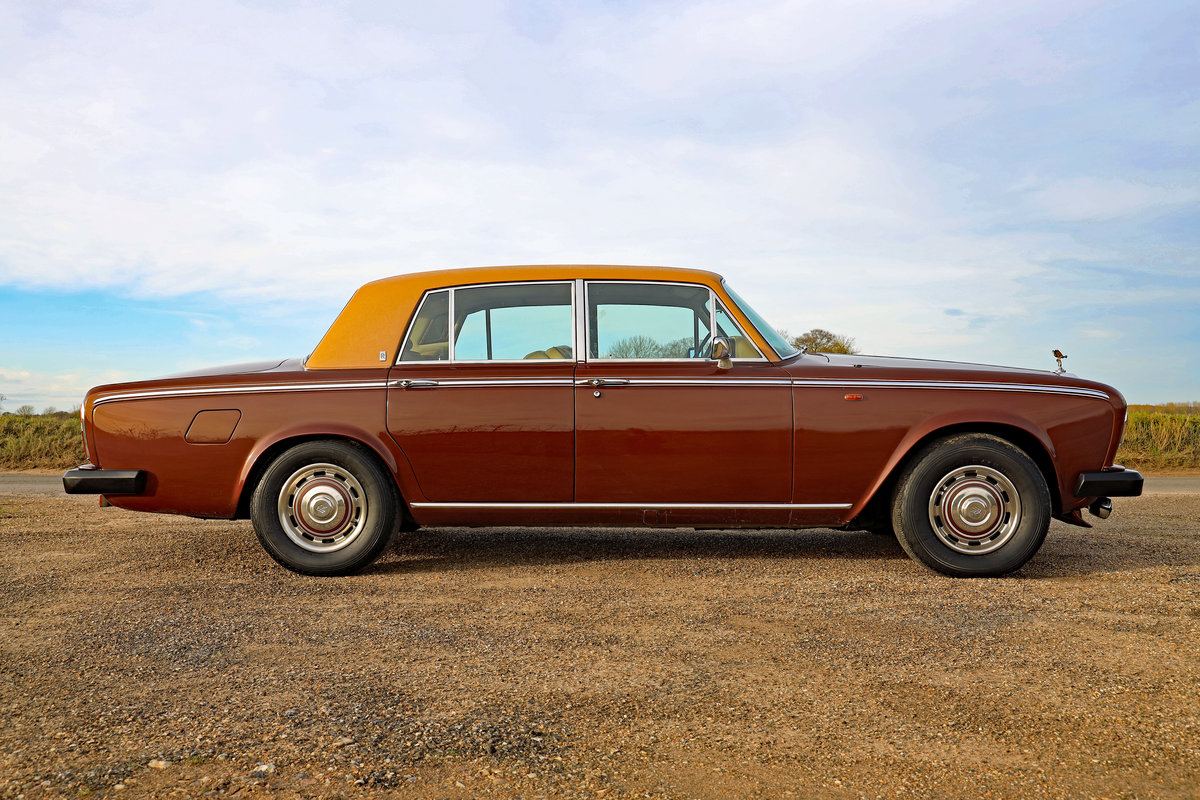 1979 Rolls-Royce Silver Shadow II For Sale (picture 7 of 25)