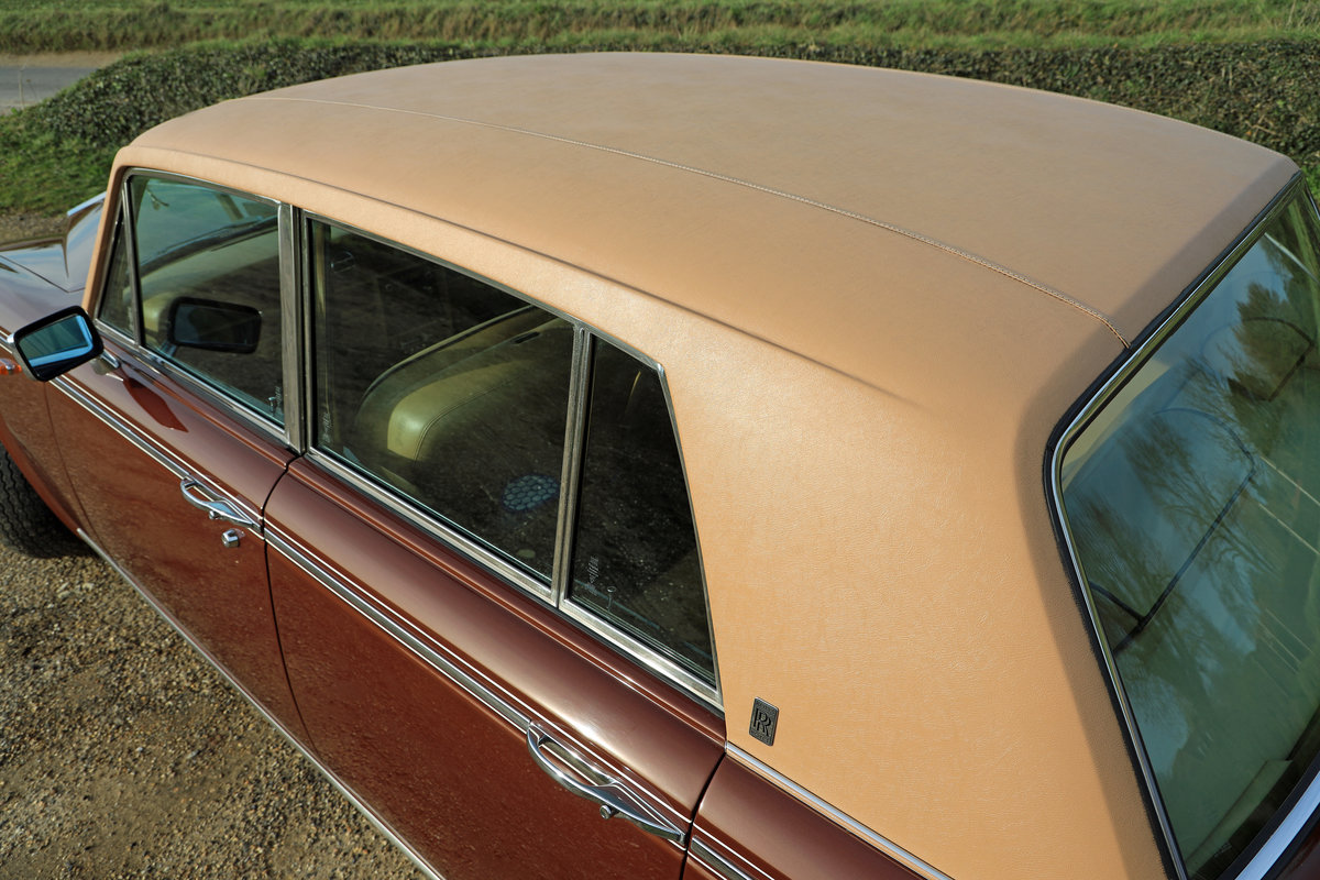 1979 Rolls-Royce Silver Shadow II For Sale (picture 14 of 25)