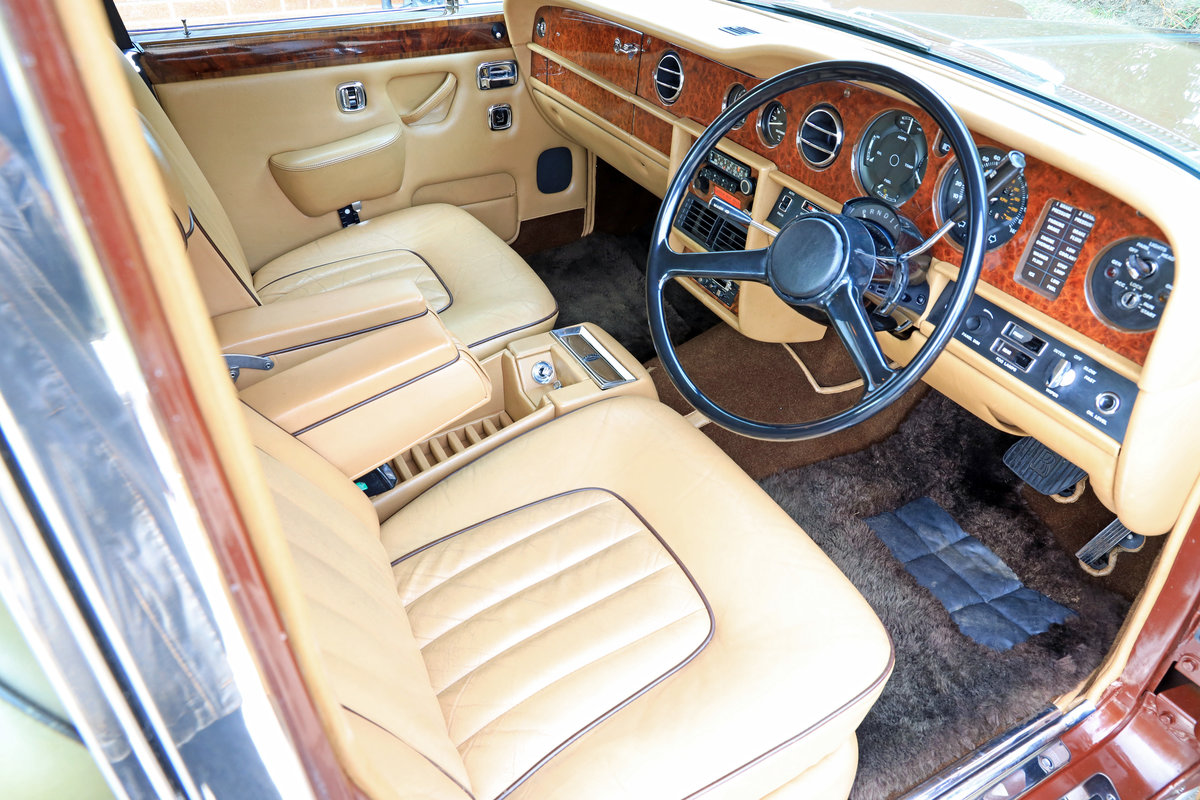 1979 Rolls-Royce Silver Shadow II For Sale (picture 15 of 25)