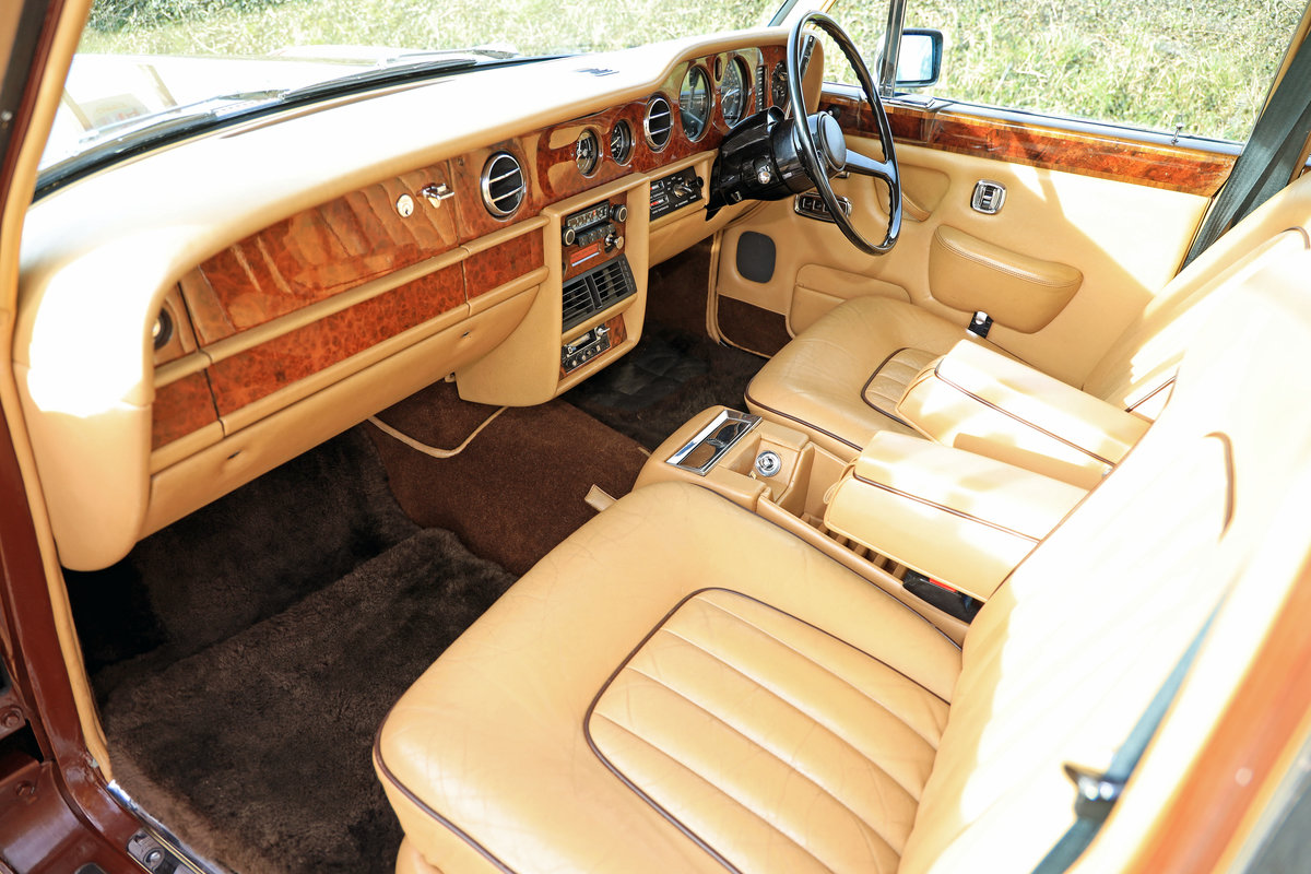 1979 Rolls-Royce Silver Shadow II For Sale (picture 16 of 25)