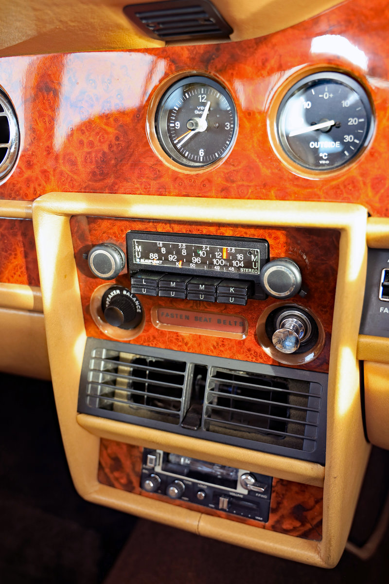 1979 Rolls-Royce Silver Shadow II For Sale (picture 17 of 25)