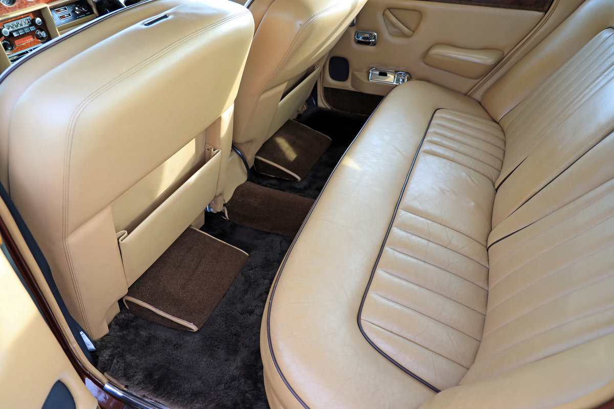 1979 Rolls-Royce Silver Shadow II For Sale (picture 18 of 25)