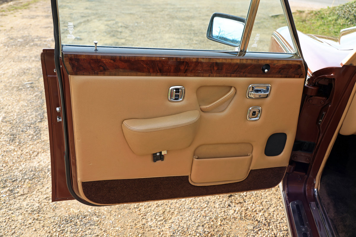 1979 Rolls-Royce Silver Shadow II For Sale (picture 19 of 25)