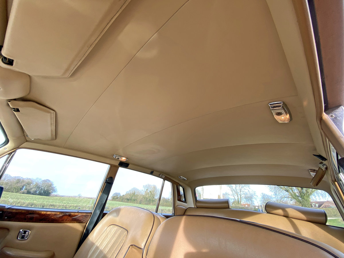 1979 Rolls-Royce Silver Shadow II For Sale (picture 21 of 25)