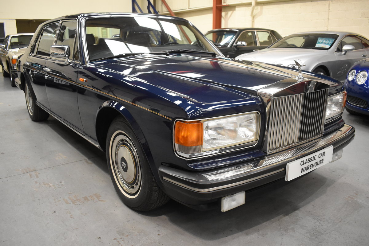1991 Incredible 6,000 miles from new. Left hand drive For Sale (picture 1 of 11)
