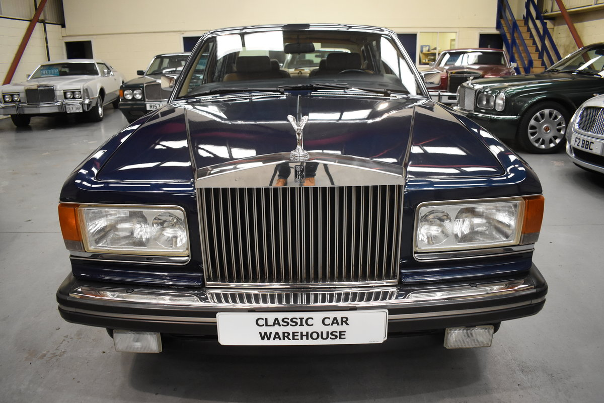 1991 Incredible 6,000 miles from new. Left hand drive For Sale (picture 6 of 11)